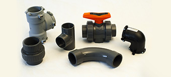 Produits PVC pression