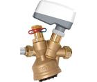 Robinet de régulation modulante et d'équilibrage et de la pression TA série 7MP Victaulic