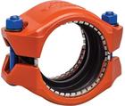 Collier rainuré pour tubes PEHD à bout lisse Style 905 Victaulic