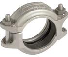 Collier rainuré rigide type 316 en acier inoxydable style 489 Victaulic