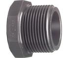 Bouchon mâle cylindrique G, PVC-U GF
