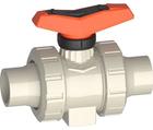 Vanne à bille type 546 Pro PROGEF Standard Pour soudage bout à bout IR-Plus SDR11 métrique GF