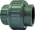 Manchons union à coller, PVC-U métrique - pouces ASTM GF