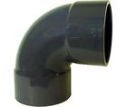 Courbes à 90°, courtes, PVC-U métrique GF