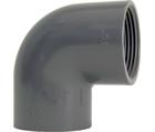 Coudes à 90°, PVC-U Rp GF