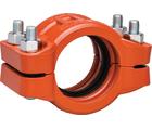 Collier rainuré haute pression pour systèmes ring style 809N Victaulic