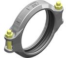 Collier rainuré flexible pour tube en acier à épaulement SC85 Victaulic