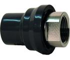 Raccords de transition Rp PVC-U / acier inoxydable GF