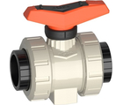 Vanne à bille type 546 Pro ecoFIT Pour soudage dans l'emboîture PE100 métrique GF