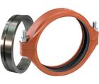 Système à collier rainuré rigide AGS Vic-Ring style W07  Victaulic