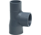 PRO-FIT Tés égaux à 90°, PVC-U métrique GF