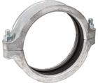 Système à collier rainuré rigide pour l'acier inoxydable Vic-Ring AGS style W89 Victaulic