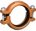 Collier rainuré rigide Quickvic pour tuyauterie en cuivre style 607 Victaulic