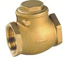 Clapet battant laiton. Contact métal/nitrile
