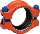 Collier rainuré de transition PEHD vers acier Style 907/W907 Victaulic