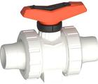 Vanne à bille type 546 Pro SYGEF Standard Avec embouts mâles pour soudage dans l'emboîture métrique GF