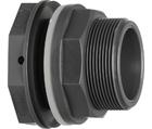 Traversées de cloison type 050 compact, PVC-U métrique GF
