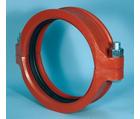 Collier rainuré rigide AGS pour acier inoxydable ou acier au carbone Style W89 Victaulic
