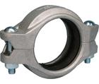 Collier rainuré rigide pour tubes FRP GRP style 296A Victaulic
