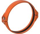 Collier rainuré flexible à retenue pour déviation angulaire de joint dynamique Victaulic