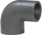 PRO-FIT Coudes à 90°, PVC-U métrique GF